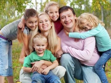 Многодетной семье скидка 10%