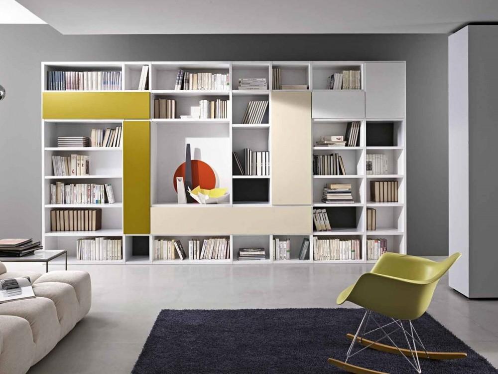 Книжная стенка