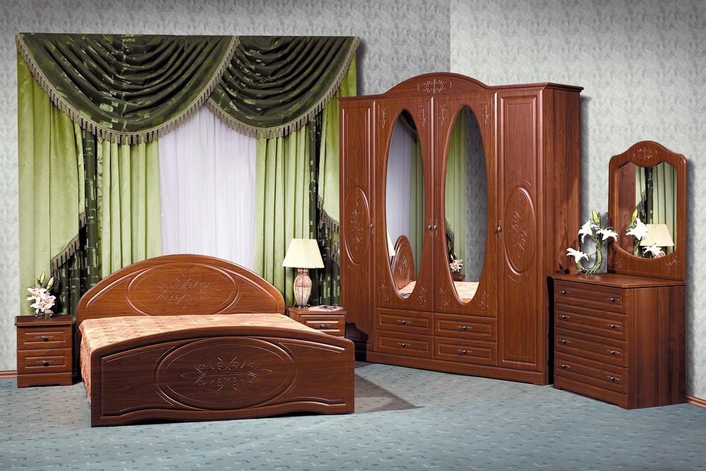 Спальня Жаклин