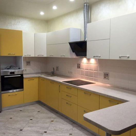 Кухня МДФ-44