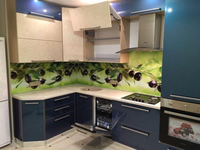 Кухня МДФ-36