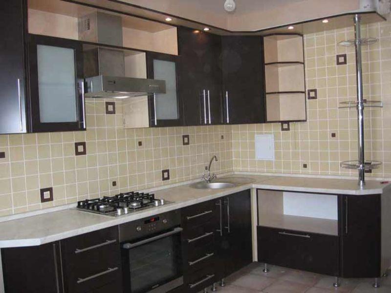 Кухня МДФ-5
