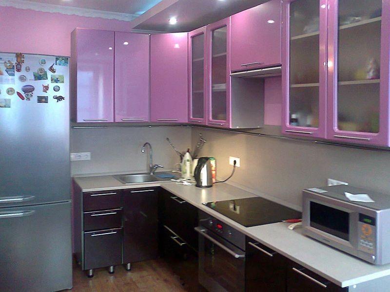 Кухня МДФ-6