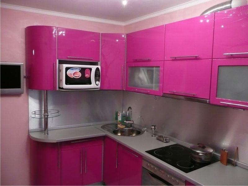 Кухня МДФ-12