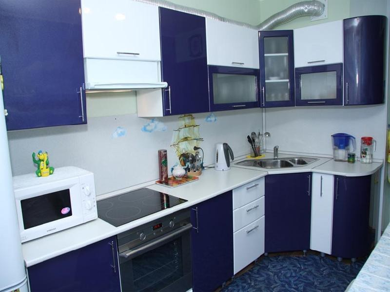 Кухня МДФ-15