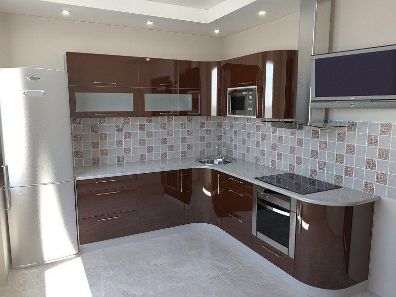 Кухня МДФ-25