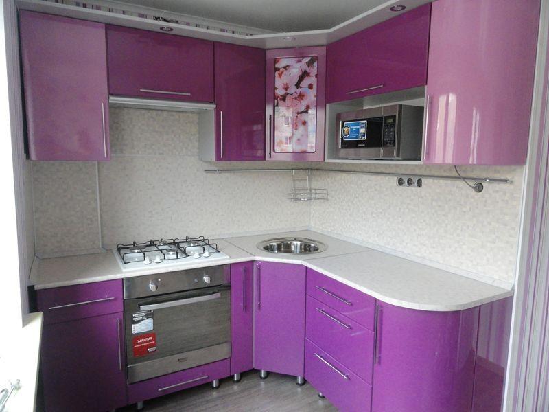 Кухня МДФ-29