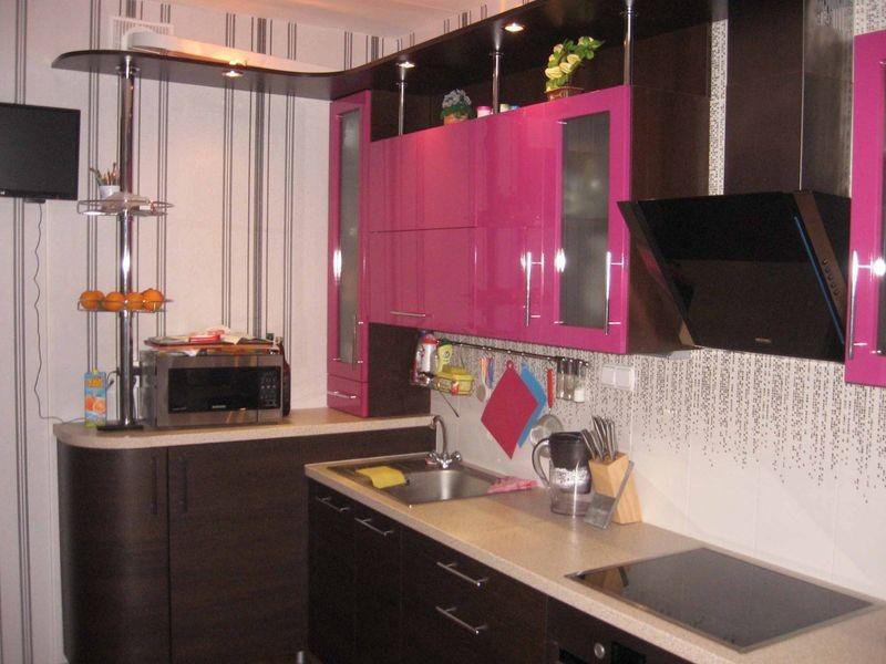 Кухня МДФ-33