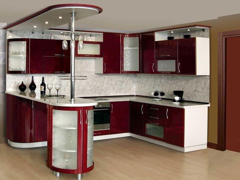 Кухня МДФ-35