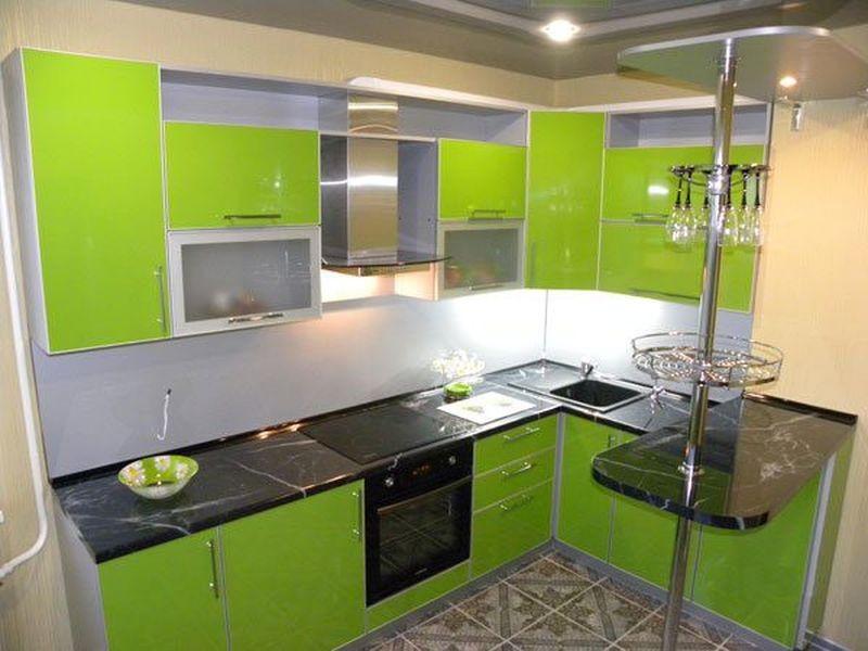 Кухня ПЛ-7