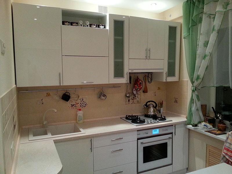 Кухня МДФ-48